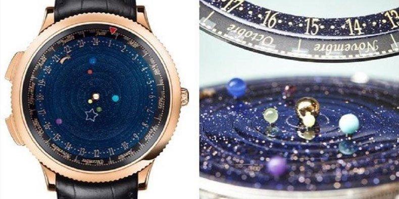 496c0aac680 Assista à impressionante fabricação do  relógio mais complexo do mundo  -  Mega Curioso