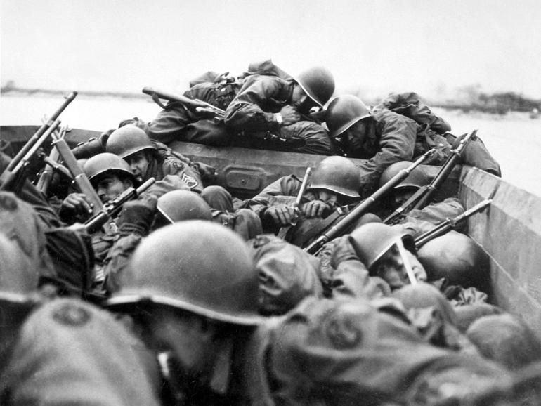 Dia D: invasão que definiu a Segunda Guerra Mundial completa 70 anos