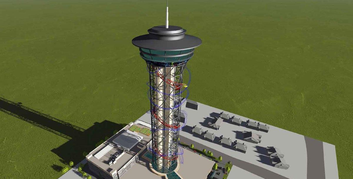 The Skyscraper: nova montanha-russa mais alta do mundo chega em 2016