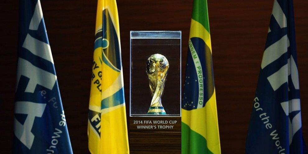 Veja qual é o visual final dos uniformes da Copa do Mundo 2014 - Mega  Curioso a954d23371df4
