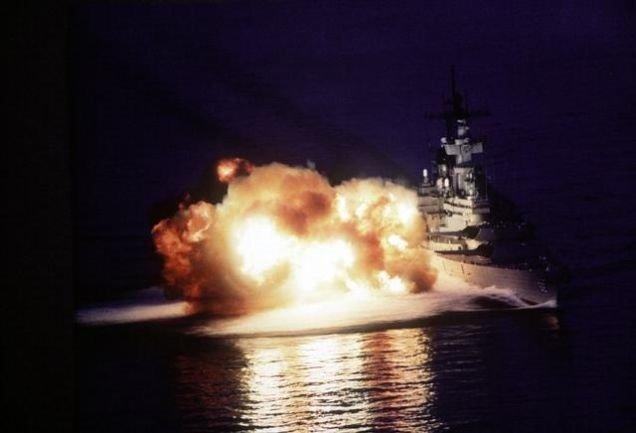 Conheça o USS Iowa: um dos maiores navios de guerra de todos os tempos