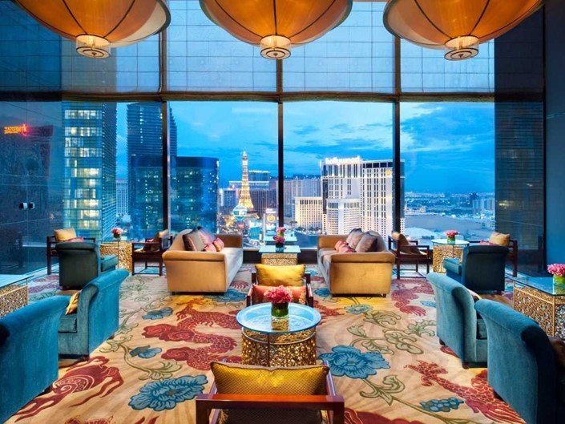 24 - Mandarin Oriental, Las Vegas (EUA)