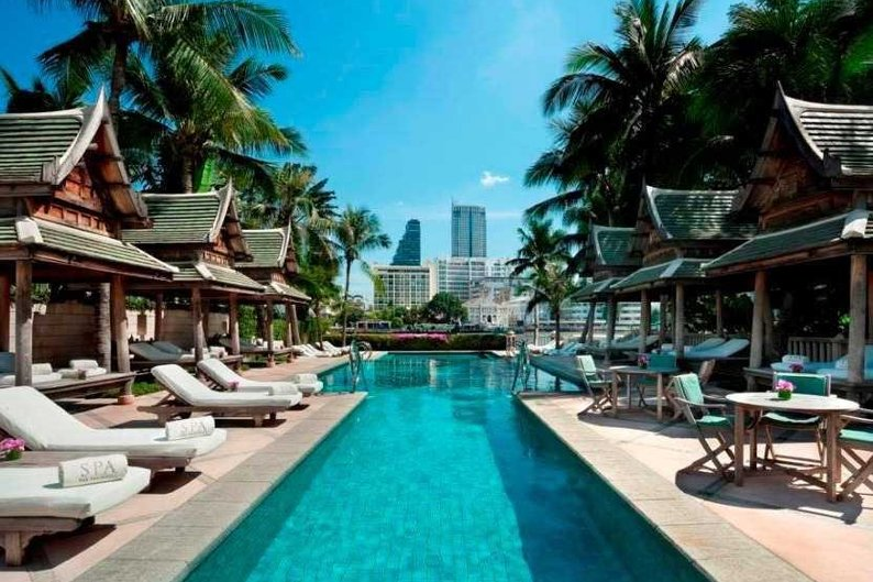 13 - The Peninsula, Bangkok, Tailândia