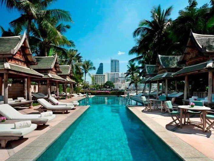 13 - The Peninsula, Bangkok, Tailândia