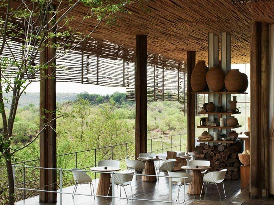 19 - Singita Kruger National Park, África do Sul
