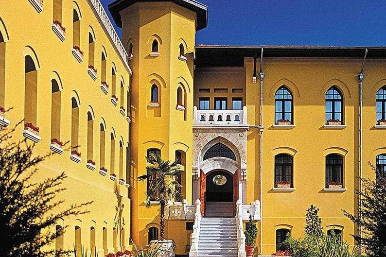 18 - Four Seasons Hotel em Sultanahmet, Istambul, Turquia