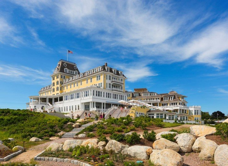 5 - Ocean House, Watch Hill, Rhode Island (EUA)
