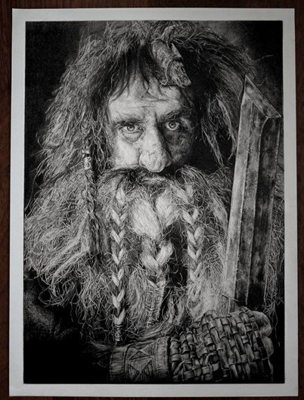 Artista usa lápis para reproduzir fotografias complexas de forma impecável