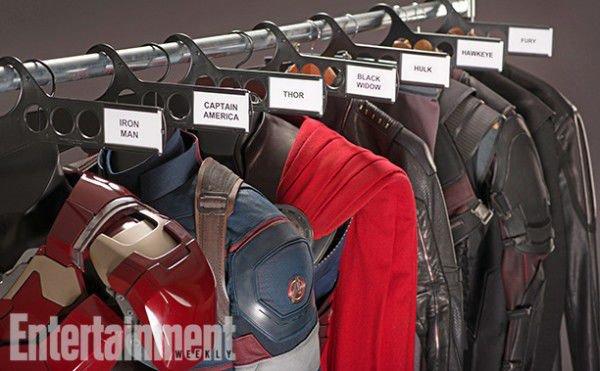 Vingadores 2: primeiras imagens e mais sobre as origens de Ultron