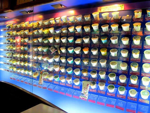 10 sorveterias que você precisa visitar um dia