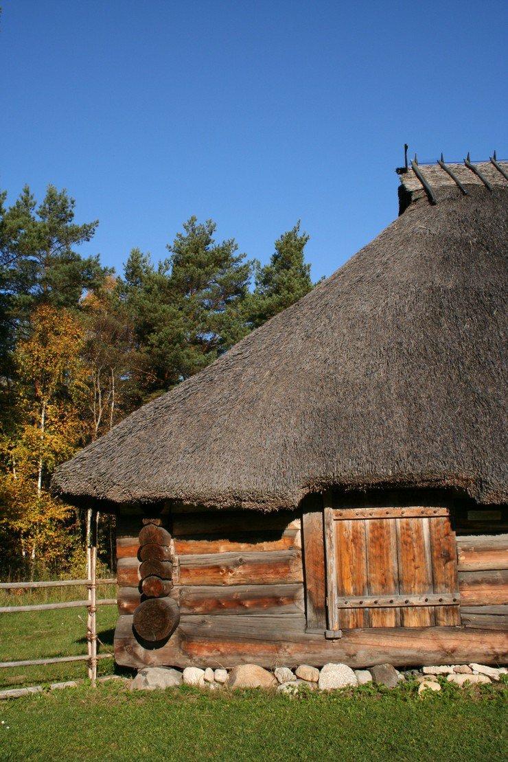 Antiga casa rural