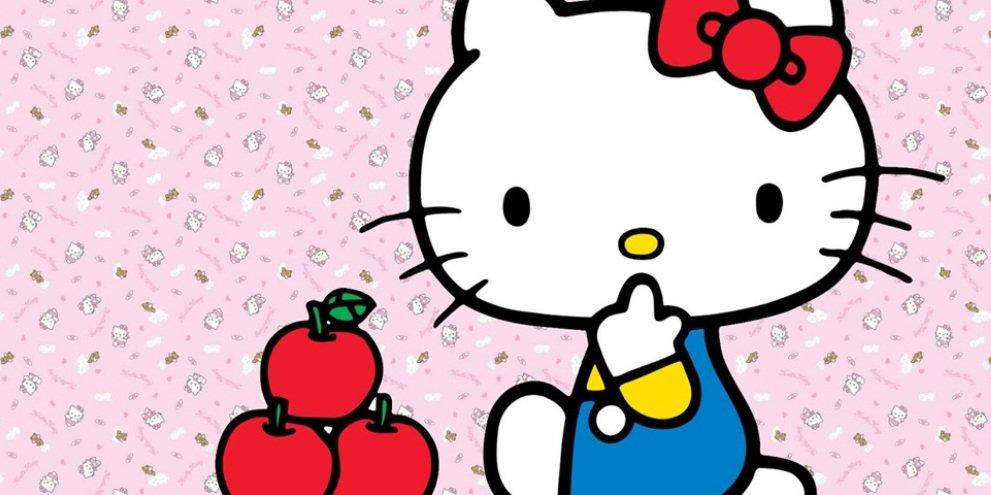 ad5d8b03f36c8 Marca lança lente de contato com o desenho da Hello Kitty no Japão - Mega  Curioso