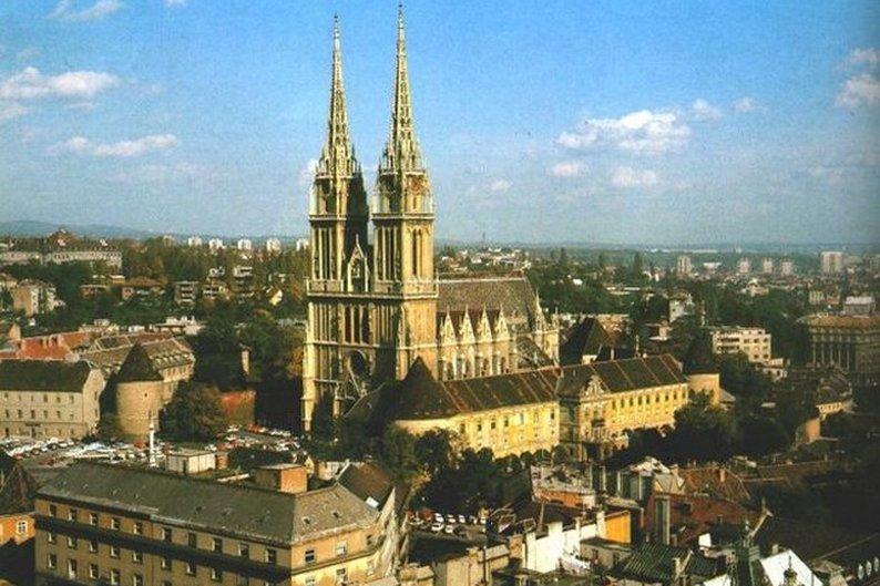 Catedral de Zagreb