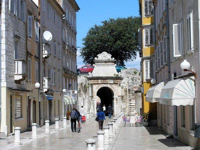 Porta Marina, Zadar