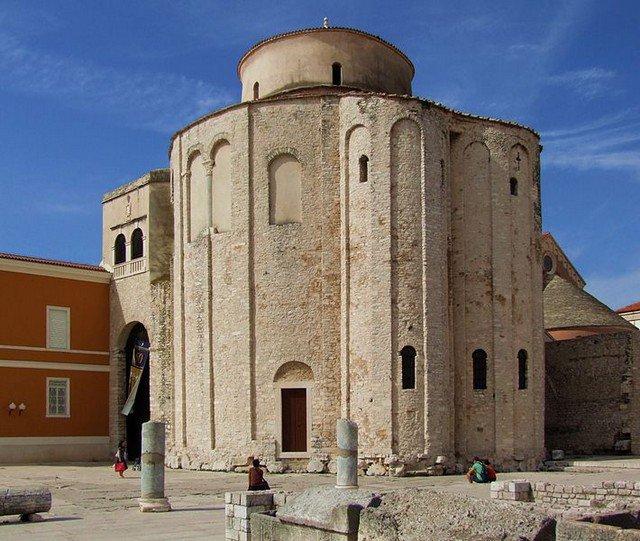 Igreja de São Donato em Zadar