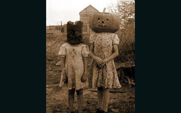 17 fantasias antigas aterrorizantes que você nunca mais vai esquecer