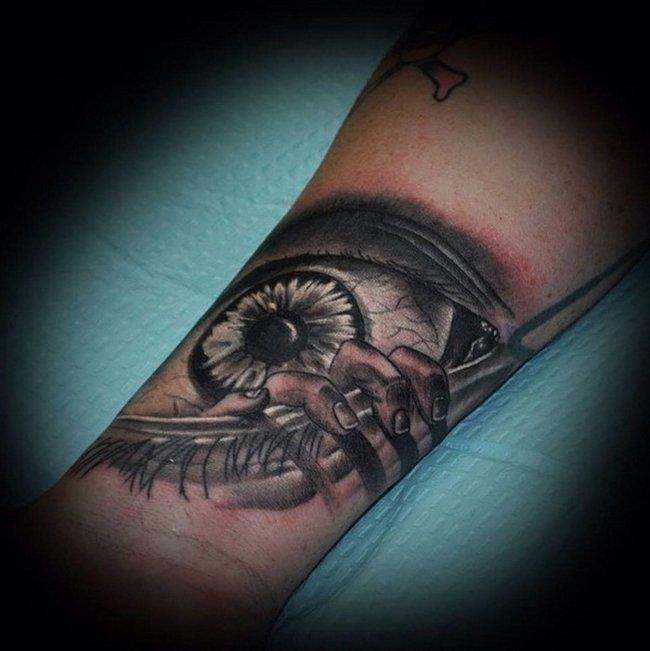 27 tatuagens que vão assombrar seus sonhos pelo resto da vida