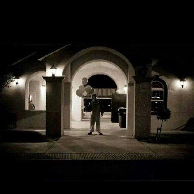 Polícia busca palhaço do mal que está assustando pessoas nos Estados Unidos