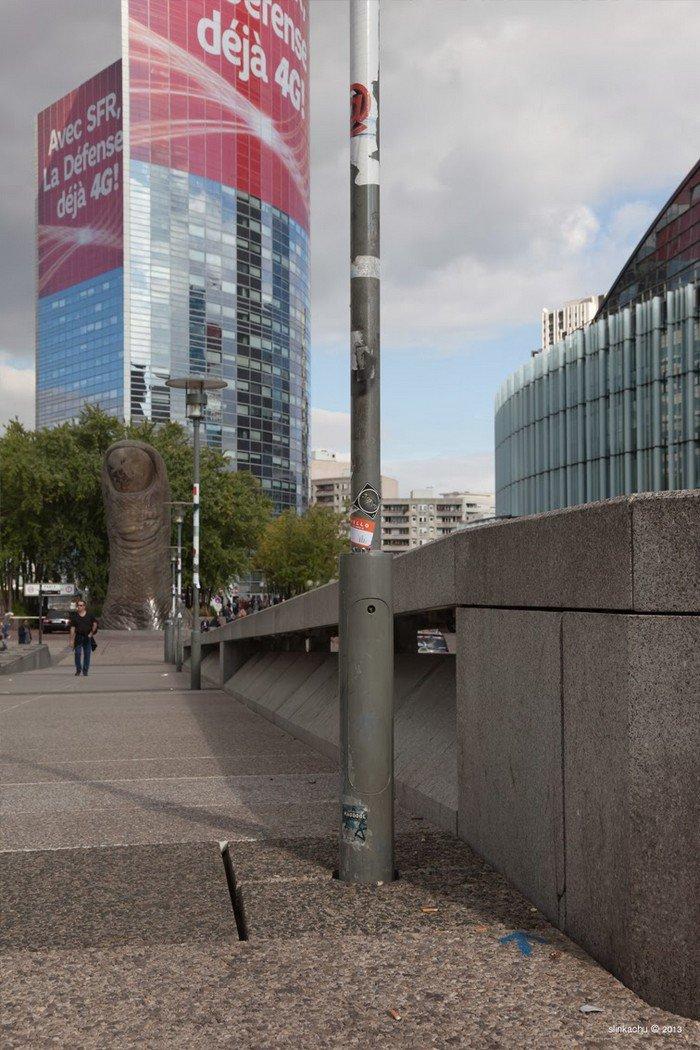 La Défense, Paris.