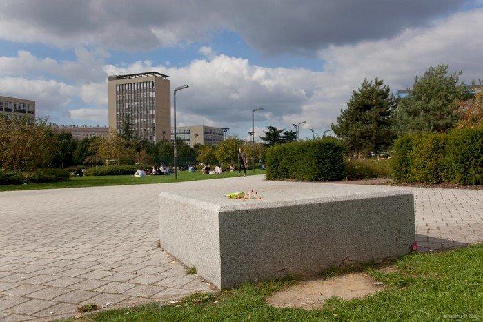 Université de Nanterre, Paris.