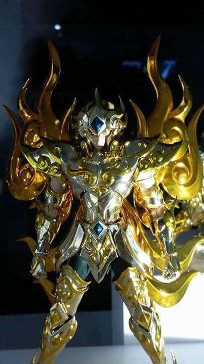 Novo Cavaleiros do Zodíaco será após Hades e com armaduras de ouro divinas