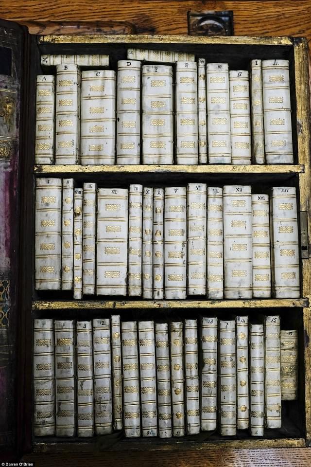 Veja como as pessoas carregavam suas coleções de livros antes dos tablets