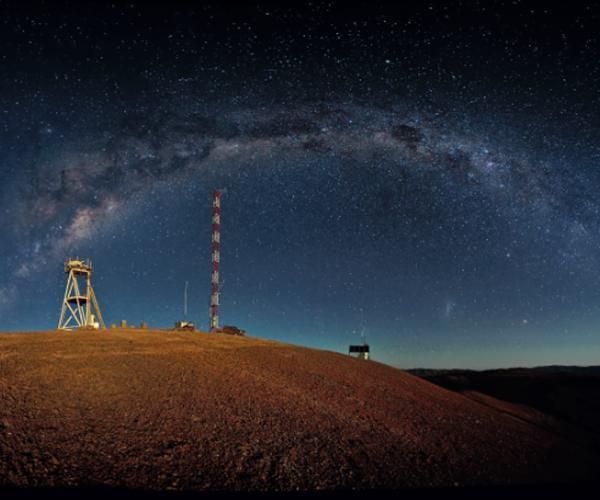 Cerro Armazones - Chile
