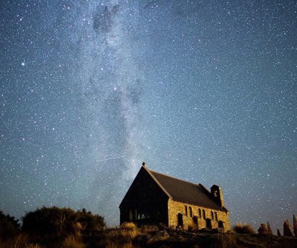 Aoraki Mackenzie Dark Sky Reserve - Nova Zelândia