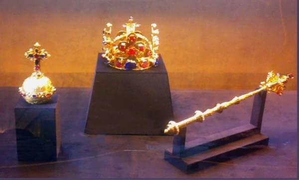 Joias da coroa