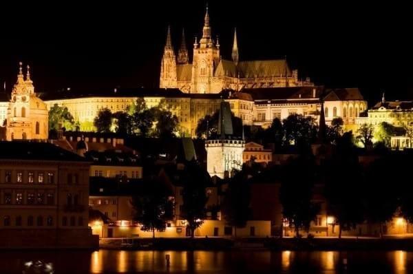 Catedral de São Vito e Castelo de Praga