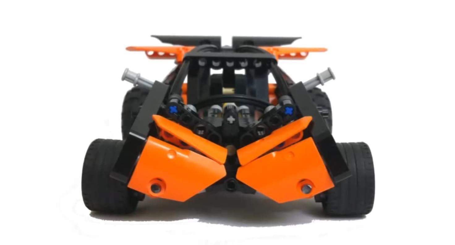 Brinquedo de gente grande: confira esse carrinho de controle remoto de LEGO