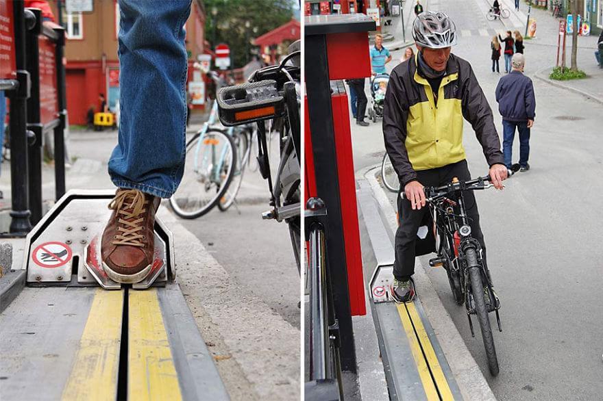 Quer uma forcinha na hora de subir ladeira de bicicleta? Veja essa invenção