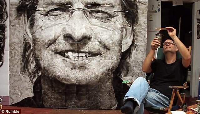 Chamas e fuligem: confira o deslumbrante trabalho deste talentoso artista