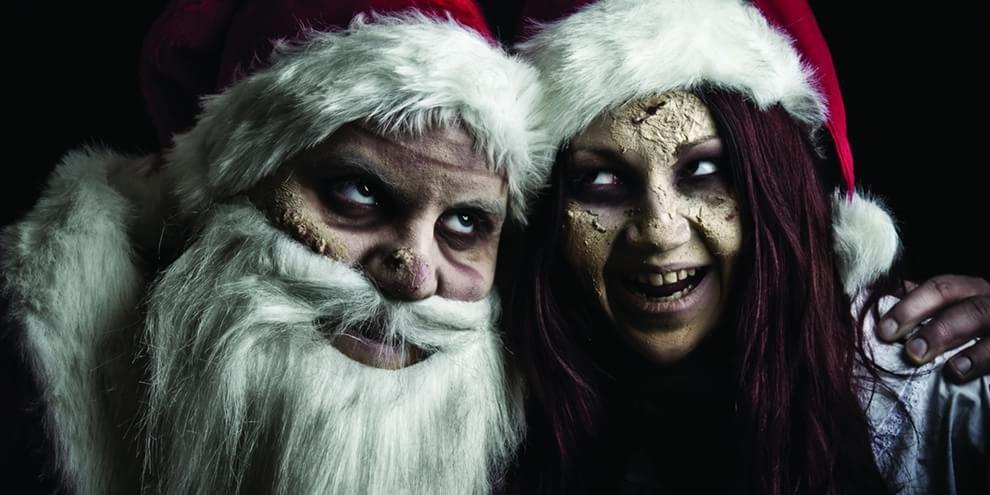 Horror natalino: conheça 9 criaturas que apavoram o Natal pelo mundo - Mega Curioso