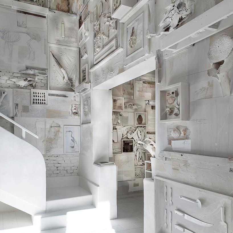 Restaurante no México é decorado com 10 mil ossos de animais