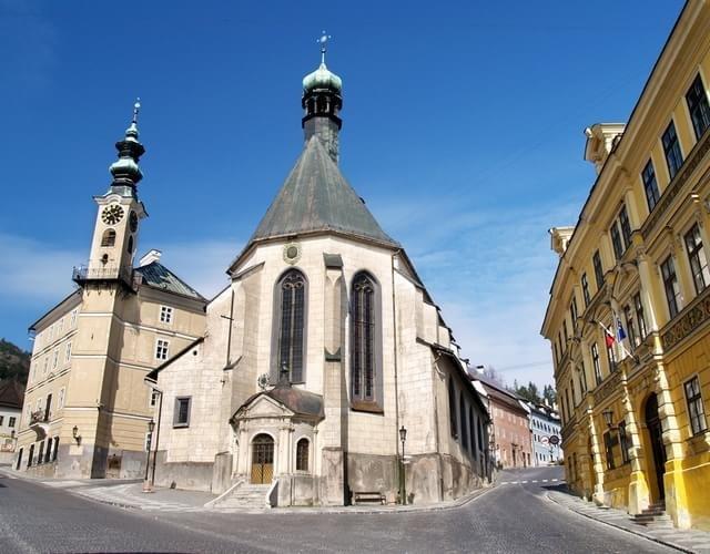Banska Stiavnica, em Košice