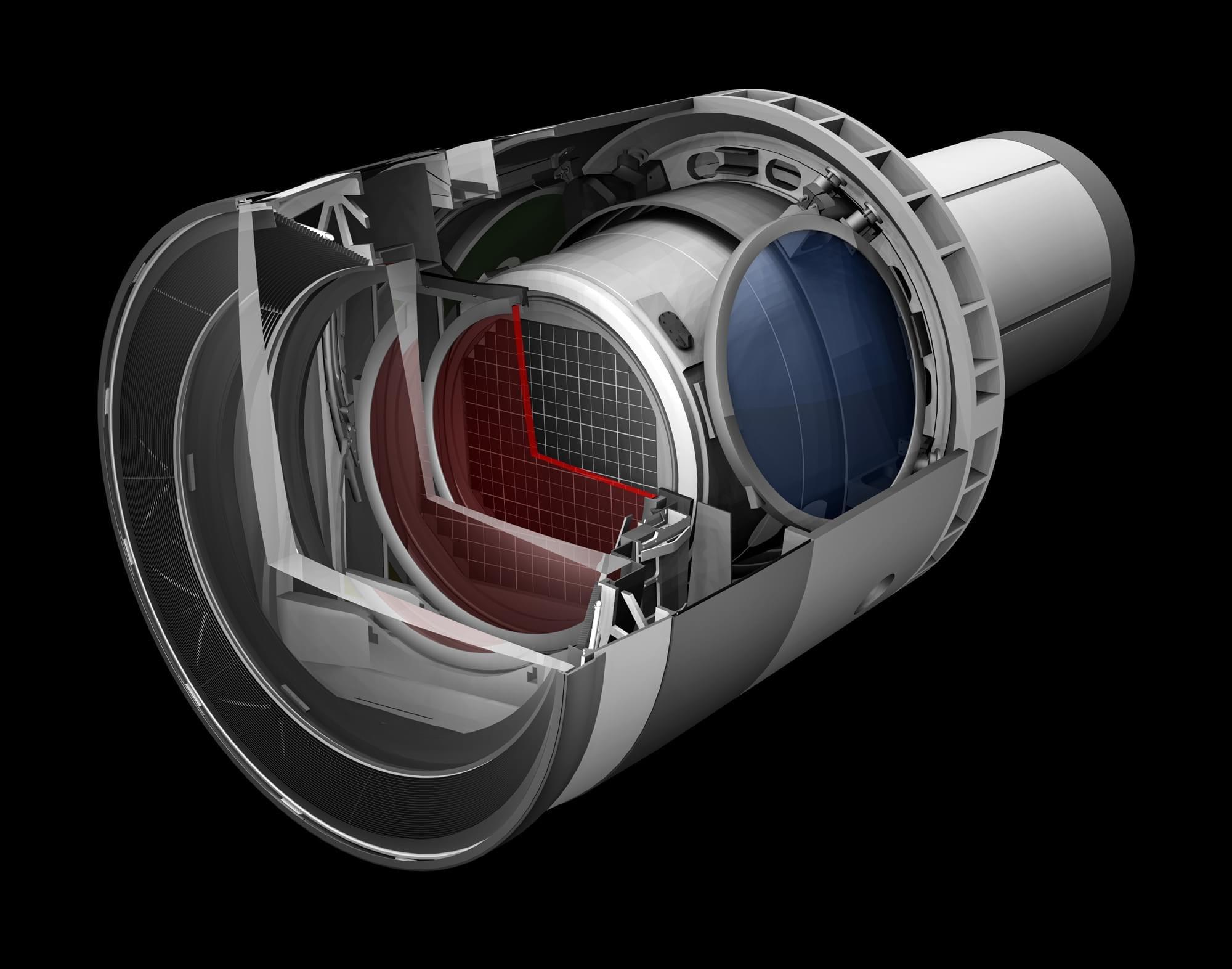A maior câmera do mundo vai fotografar bilhões de estrelas