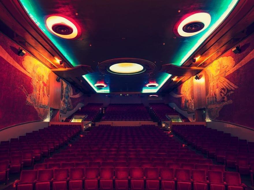 Orinda Theater, Califórnia