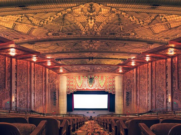 The Paramount Theater, Oakland, Califórnia