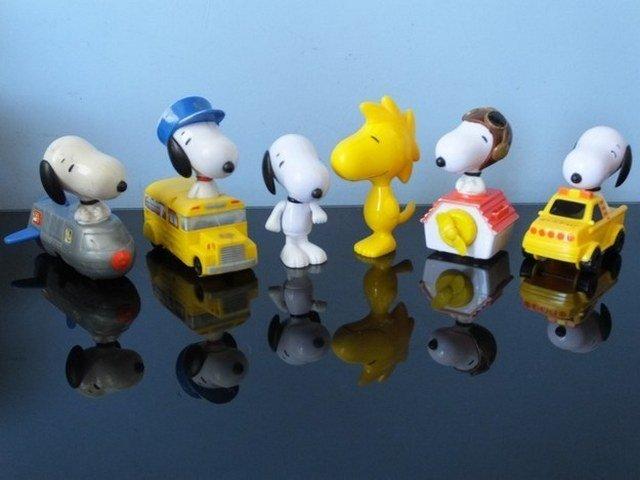 Para os fãs do Snoopy