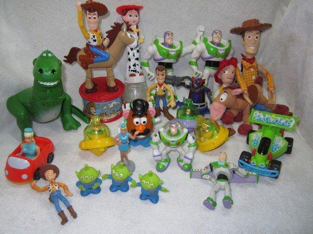 """A turminha de """"Toy Story"""""""