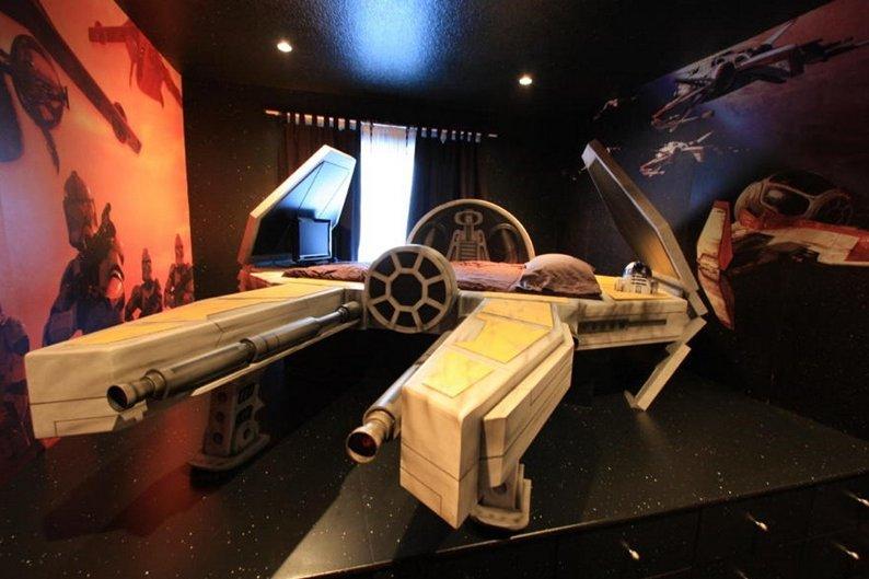 Quarto de Star Wars