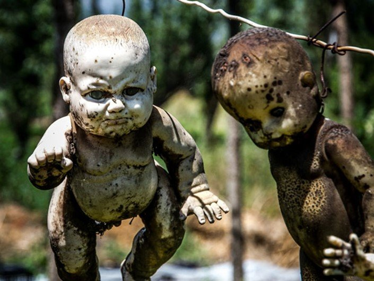 Conheça a história macabra por trás da sinistra Ilha das Bonecas, no México
