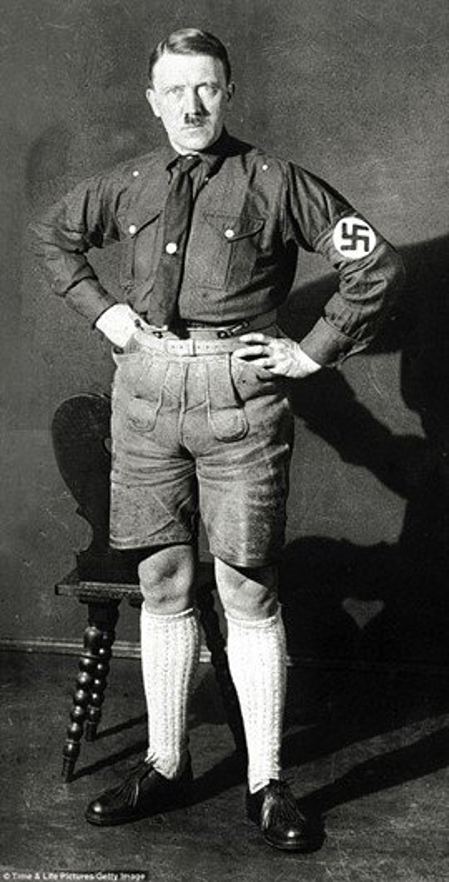 Fotos raras de Hitler estão sendo divulgadas: veja algumas aqui