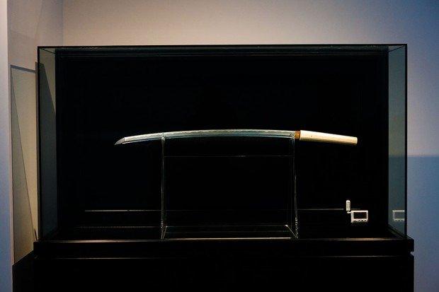 Espada forjada a partir de meteorito (Crédito: Reprodução)