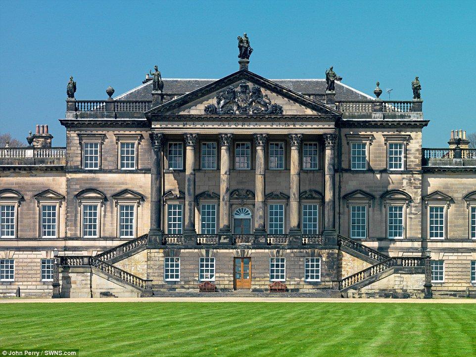 Castelo que inspirou Jane Austen a escrever sobre Mr. Darcy está à venda