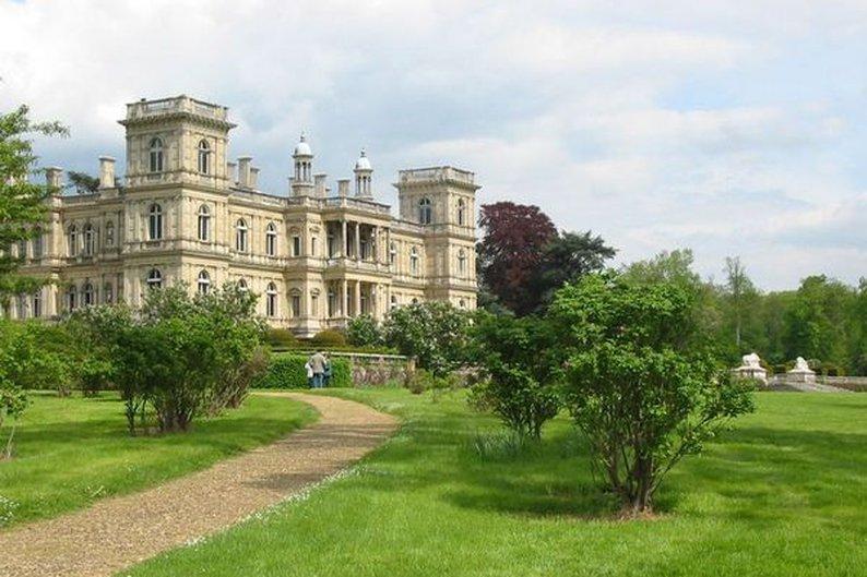 Château de Ferrières, na França