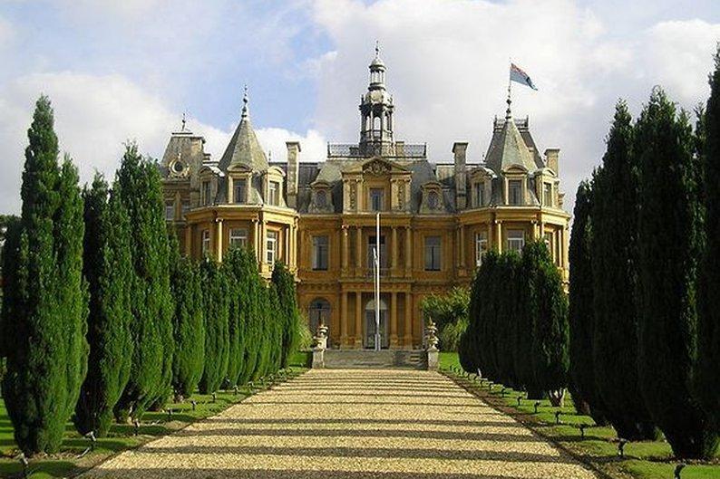 Halton House, na Inglaterra