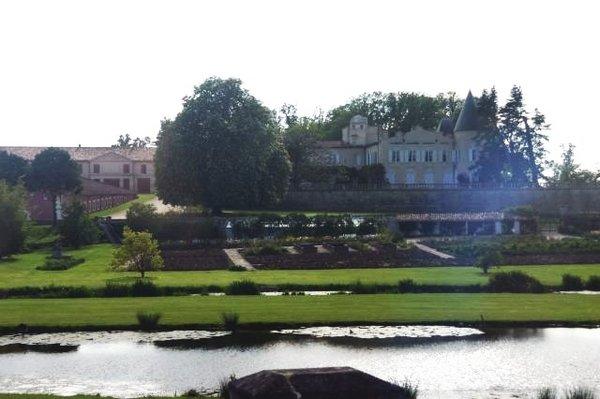 Château Lafite, na França