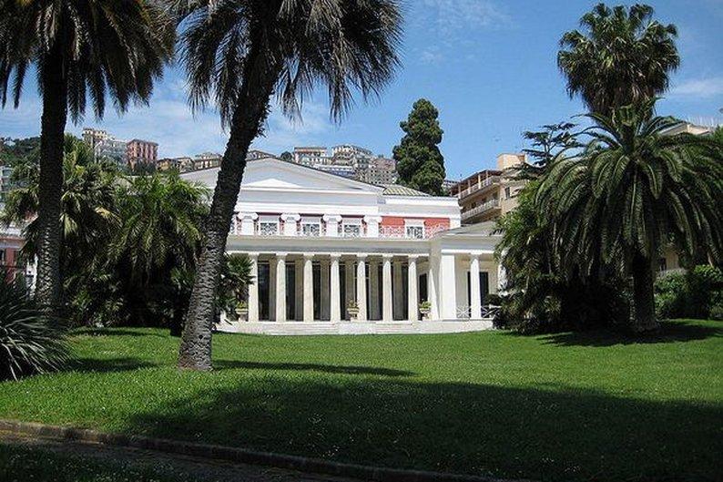 Villa Pignatelli, na Itália